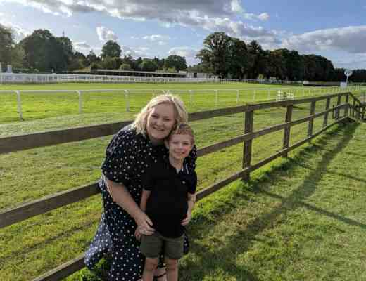 Family Fun Raceday Worcester Racecourse