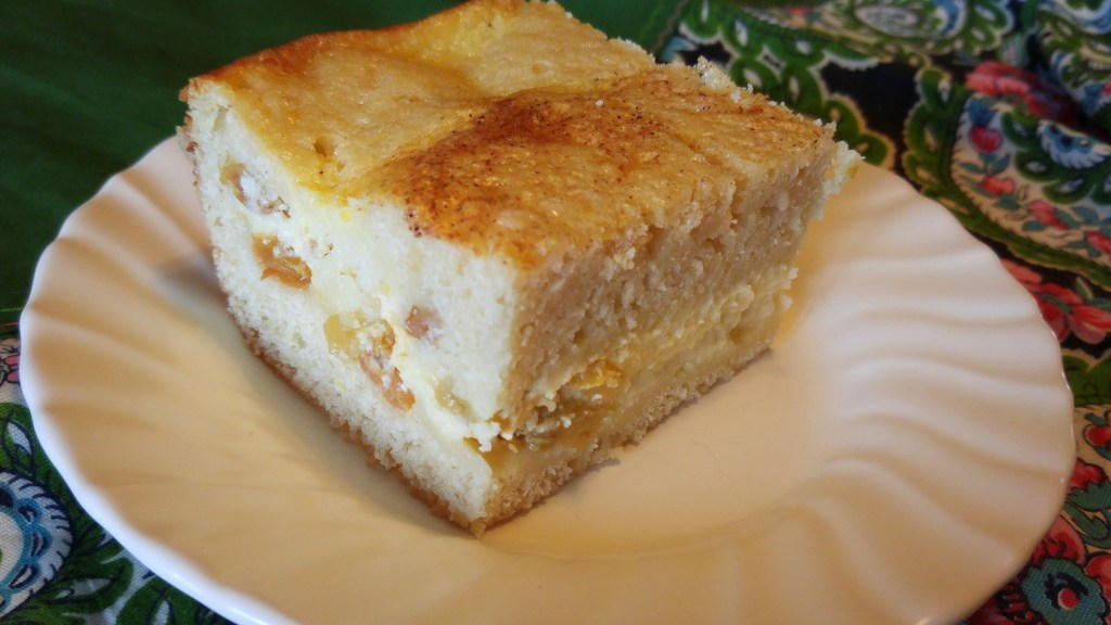 Cheese Cake (German Käsekuchen)