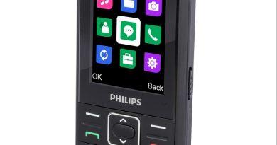 Philips E series phone