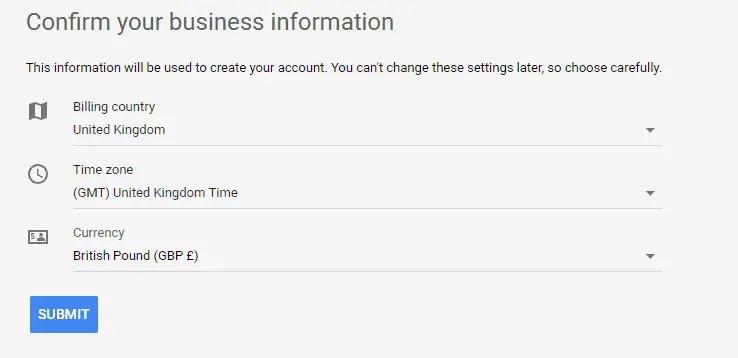 Account Detail GKP