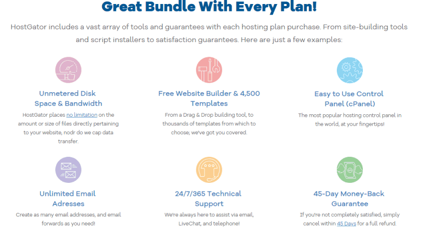 HostGator Login Bundle