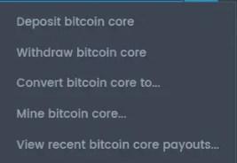 CoinPot Mining