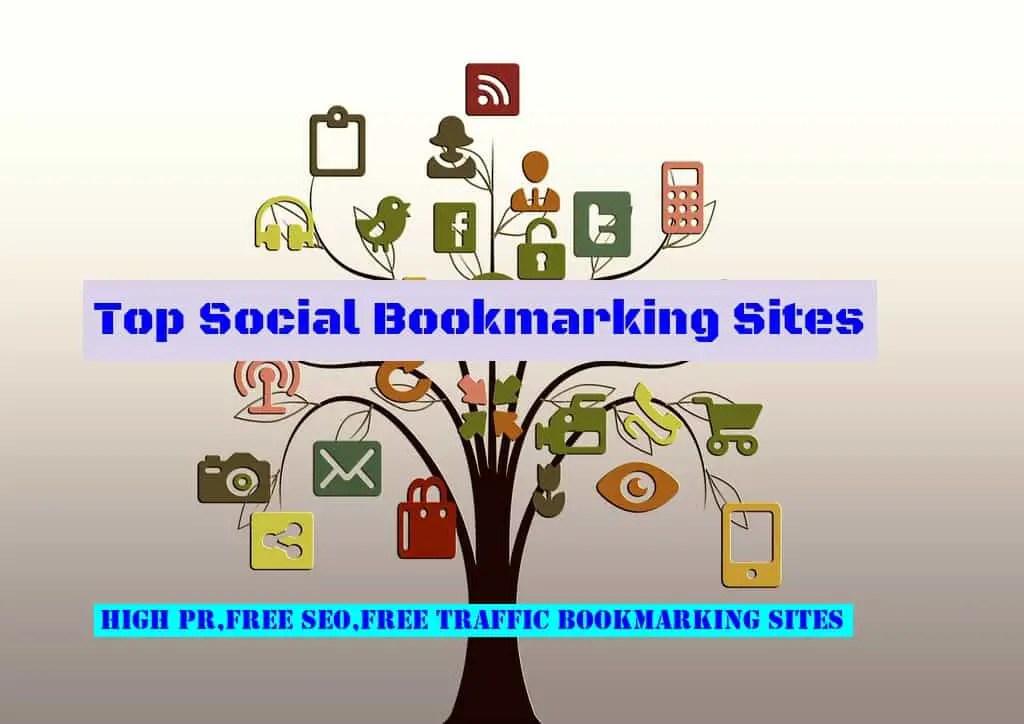 Social BookMarking Sites Llst