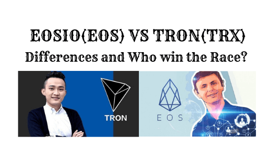 EOS VS TRON Differences