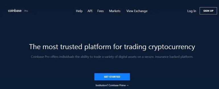 CoinBase Pro GDEX