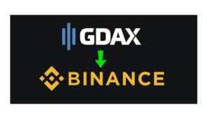 How to Transfer from GDEX to Binance