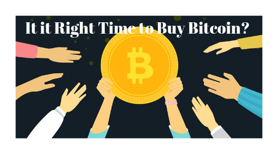 Is it worth to buy Bitcoin Now