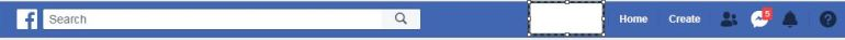 Facebook Search Edit Box for finding frinds profile
