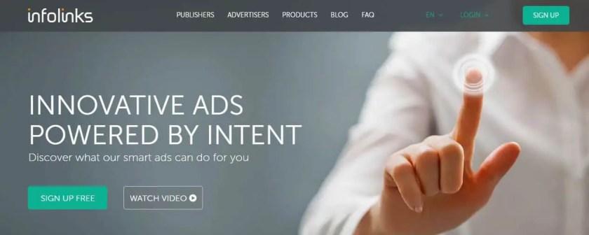 infolink Ad Network
