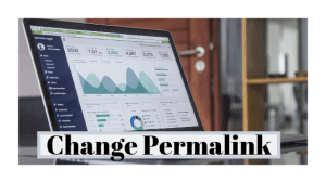 What is Pernalink and how to change