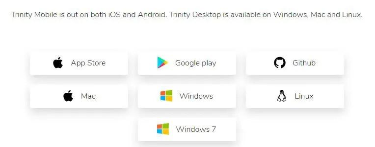 IOTA Wallet Trinity