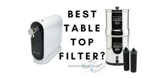 Here are The WORST Features Of The Best Countertop Water Filter
