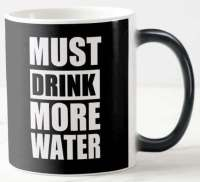 Must Drink More Water To Survive Chronic Dehydration