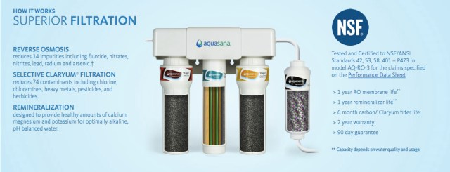 OptimH2O Reverse Osmosis How It Works