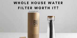 Water Filtration System For Home - Is It WORTH The High Cost?
