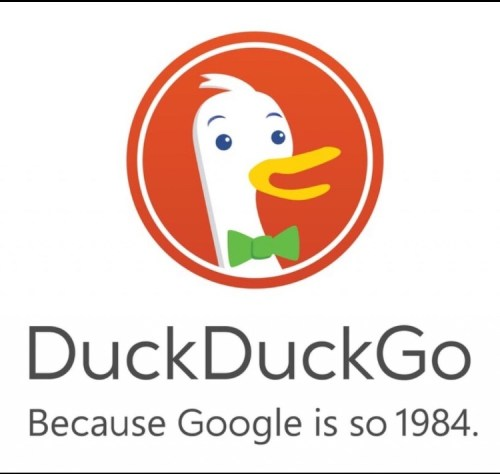 DuckDuckGo, a pretty good free speech search engine.
