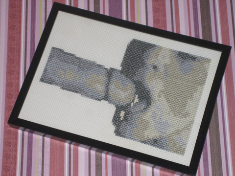 Spamberly's Blowjob Cross Stitch