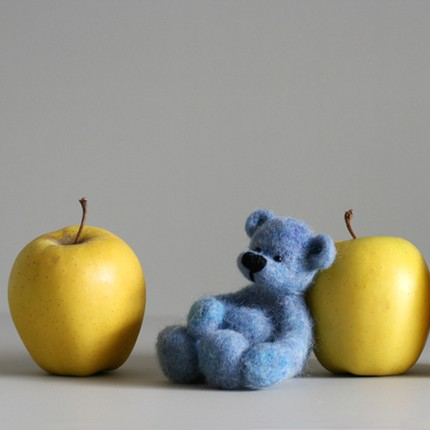 Forestblue Factory's Blueberry Misio Bear
