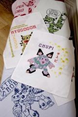 Manga Cross Stitch example 1
