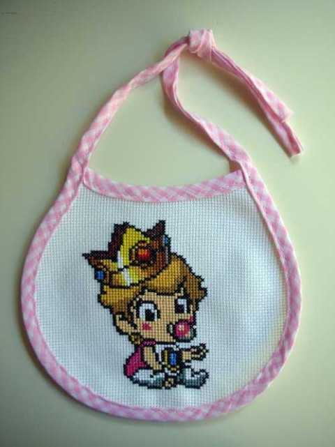 Baby Princess Bib