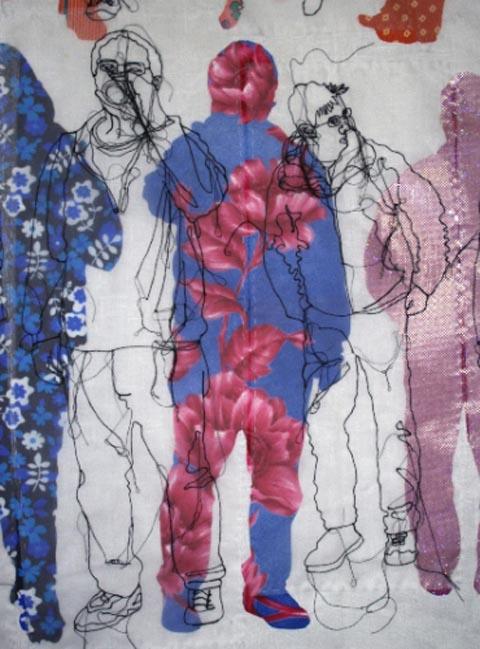 The Cutting (& Stitching) Edge – Rosie James