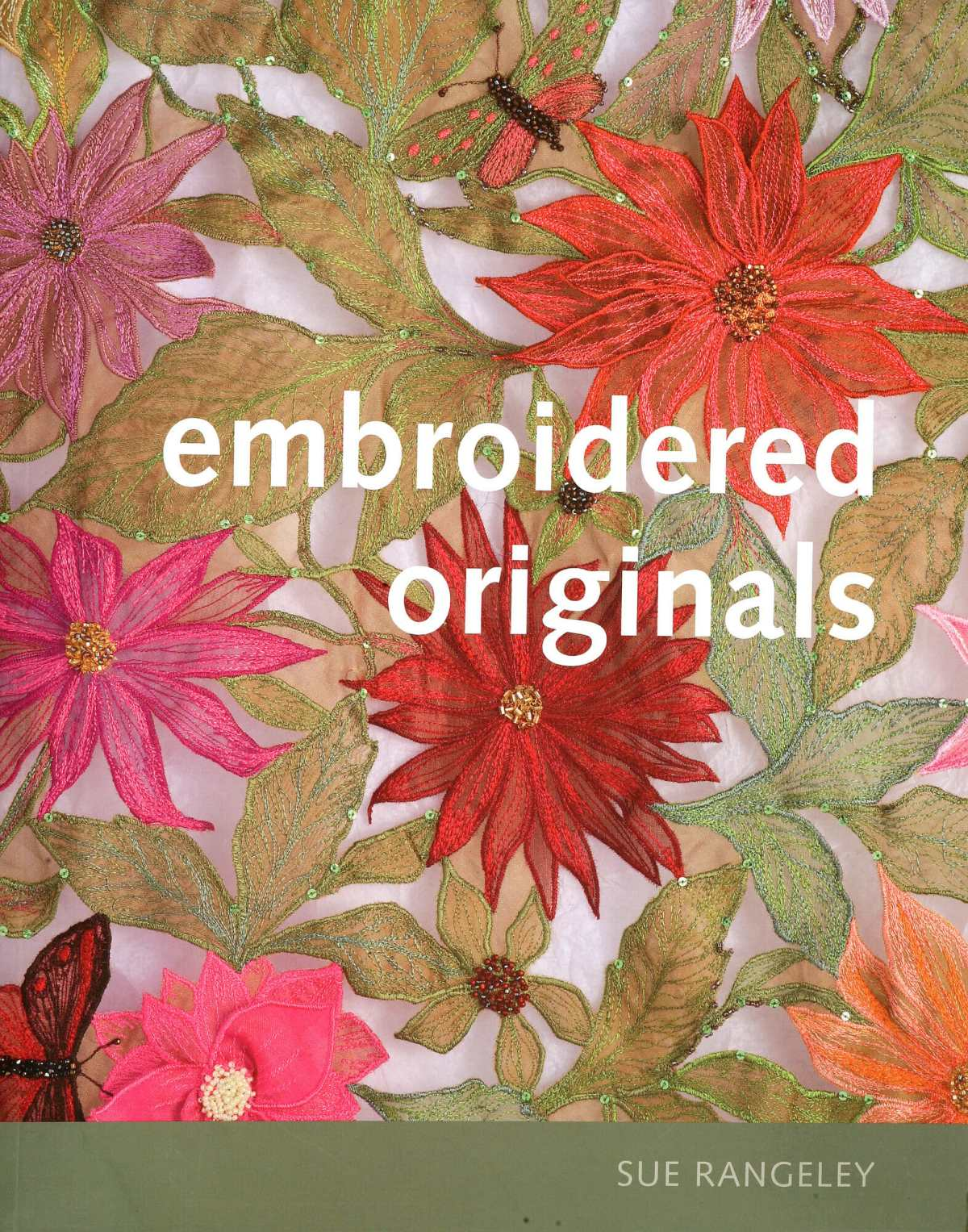 Book Review – Sue Rangeley's Embroidered Originals