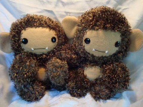 Craftster Pick of the Week – Bigfoot Adoption by SpookyPooky