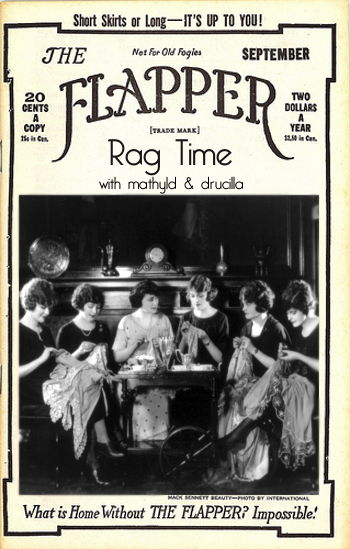 Ragtime Seance is here!