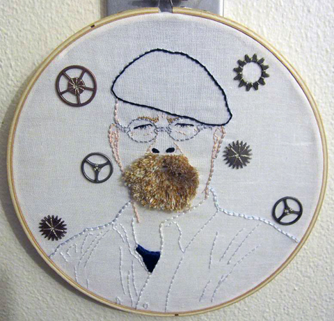 Craftster Pick of the Week – Mythbusters Hand Embroidery!