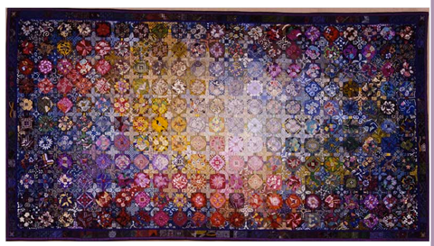 Quilty Pleasures – Quilts at the Folk Art Museum in NYC
