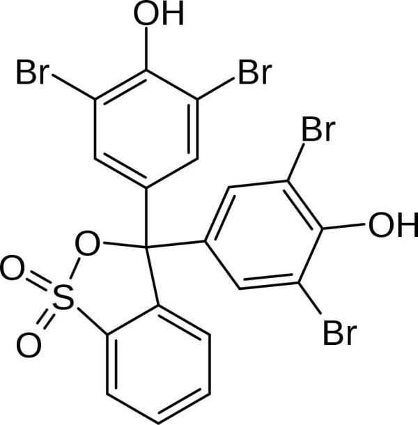 Chemical Formula For Bromophenol Mr X Stitch