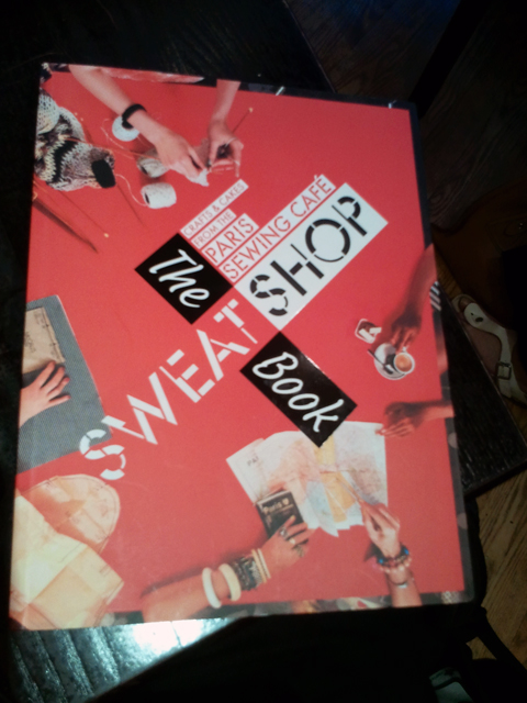 Sweat Shop The Book by Martena Duss & Sissi Holleis