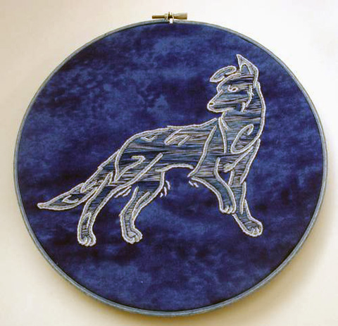 Craftster Pick of the Week – Dog Patronus