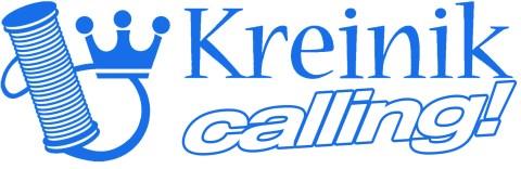 Kreinik Calling! Exclusive to Mr X Stitch!