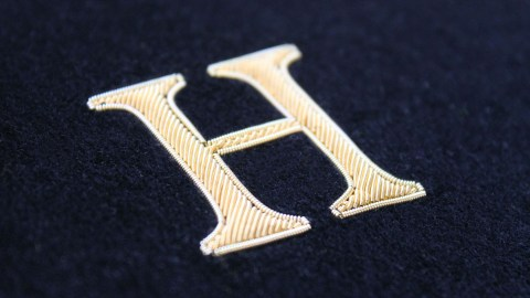 Personalising with Monograms