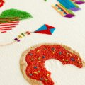 MaricorMaricar Music Makers Hand Embroidery Detail