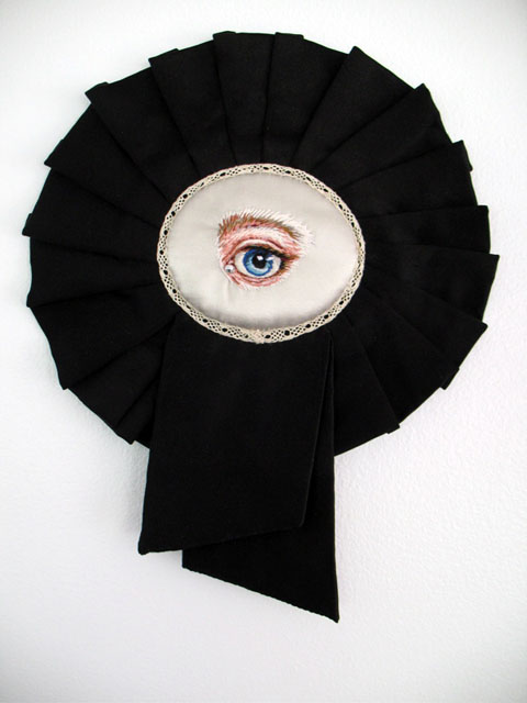 Tara Badcock - Eye Spy Rosette (2012)