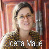 Find out about Mr X Stitch's Future Heirlooms Columnist Joetta Maue
