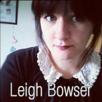 Find Out More About Mr X Stitch's Blast From The Past Host, Leigh Bowser