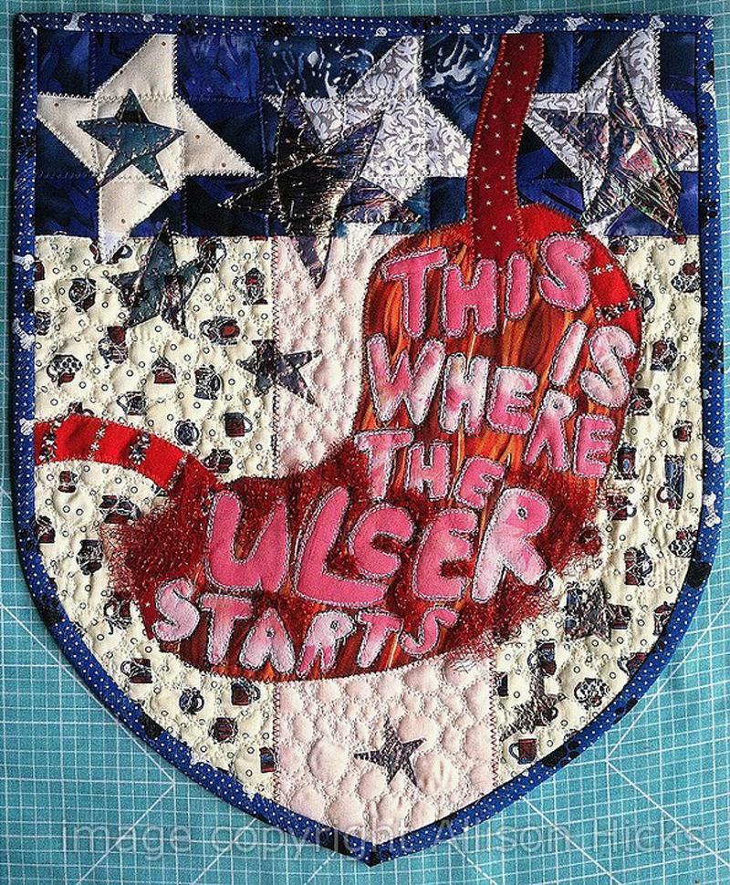 The Cutting (& Stitching) Edge – Allison Hicks