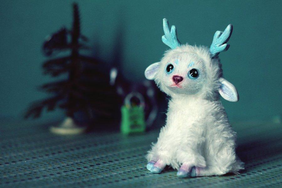 Stitchgasm – RedFoxAlice's Winter Deer