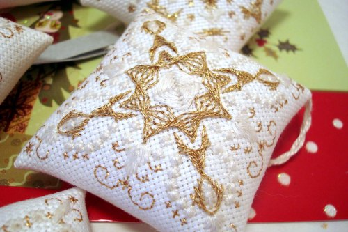 This is one of the downloadable designs from Kreinik's 25 Days of Free Christmas projects, featured this month on www.kreinik.com.