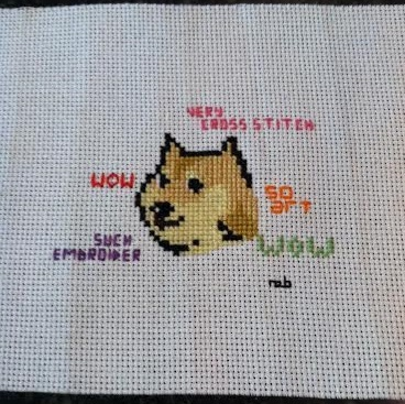 doge by rbaron