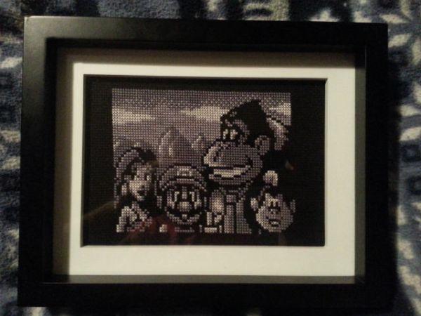 Donkey Kong by MaliciousBacon