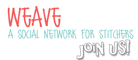 Weave - A Social Network for Stitchers