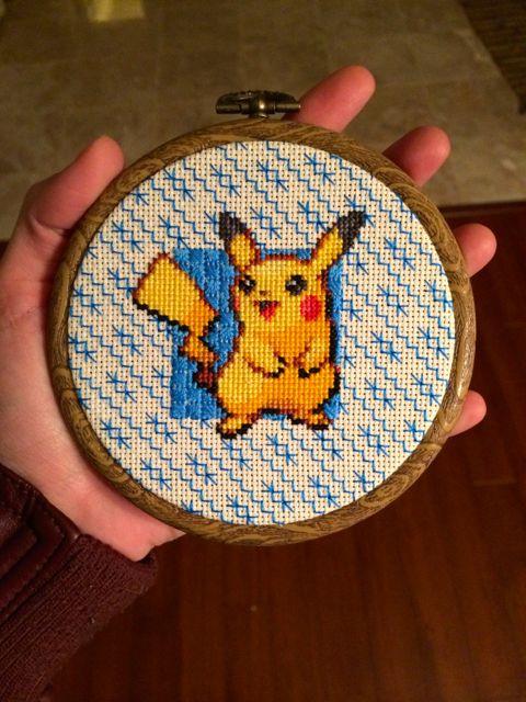 pikachu by funkymonkey