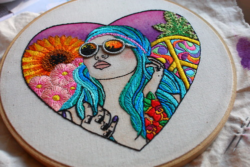 Stitchgasm! – ShinyFabulousDarling's Hippie Chick