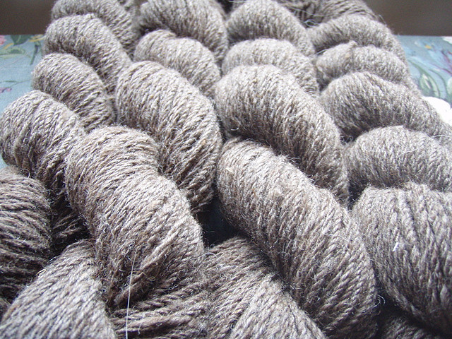 Pinning the Past – Wool