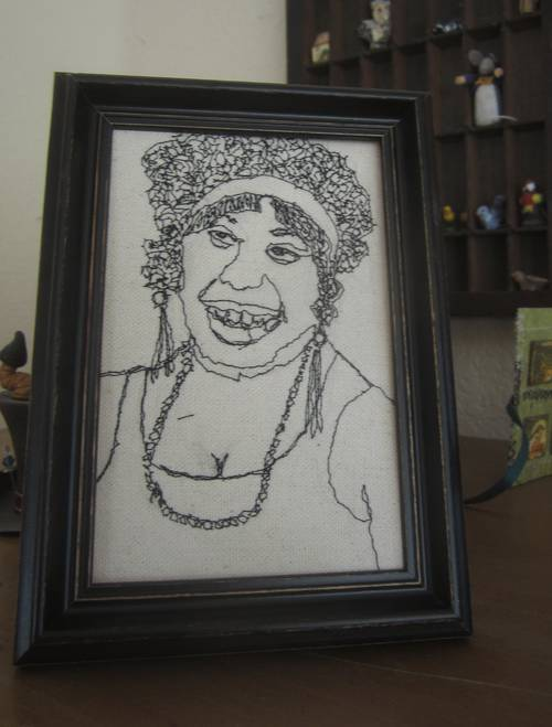 Craftster Pick of the Week – Ma Rainey