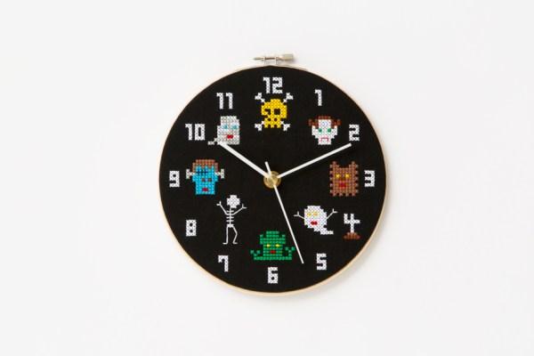 Makoto Oozu - Monster Clock